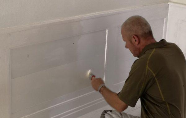 Maler Sorø, Louis maler paneler
